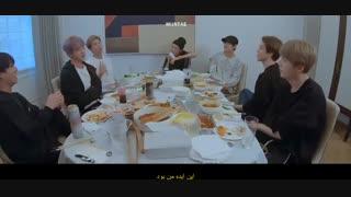 قسمت ششم مستند سریالیBreak the Silence -BTS
