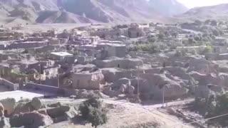 نمایی از روستای امرودکان