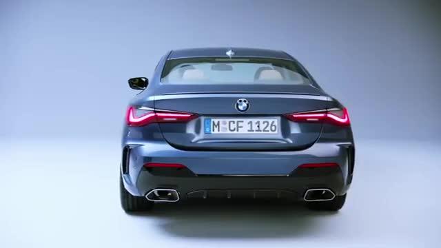خودرو BMW 4 سری 2021 رونمایی شد [تماشا کنید]