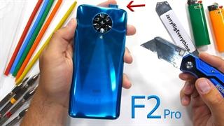 ویدئوی کالبدشکافی پوکو F2 Pro شیائومی