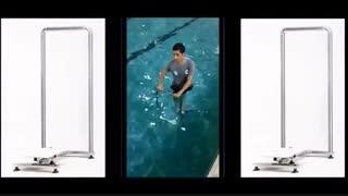 چرخونک آبی هیدروجیم مناسب برای لاغری