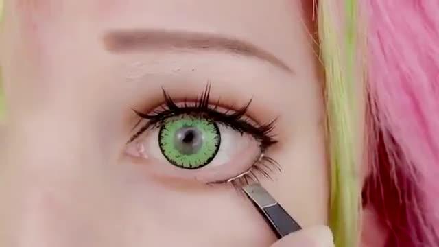 Mitsuri Cosplay Makeup Tutorial Demon Slayer