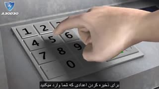 چگونه از سرقت اطلاعات کارت عابر بانک خود جلوگیری کنیم؟؟؟
