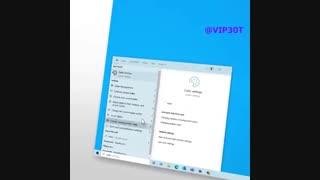 راه ساده نحوه فعال کردن دارک مود در pc (اختصاصی کانال VIP30T@)