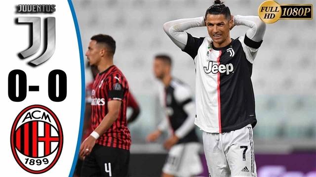 خلاصه بازی یوونتوس 0 - میلان 0 | نیمه نهایی کوپا ایتالیا