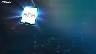 آموزش اورکلاک ساده پردازنده های اینتل در مدل های ضریب بسته با فناوری ASRock BFB