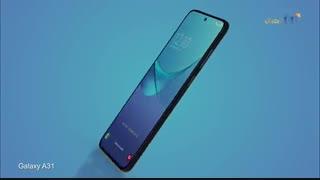 تریلر مفهمومی گوشی سامسونگ مدل Galaxy A31