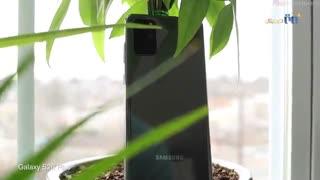 ویدئوی بررسی کامل گوشی سامسونگ مدل Galaxy S20 Plus