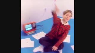 میکس موزیک ویدئو Q&R با S.Coups , Vernon , Woozi سونتین - seventeen - ورنون - اس کوپس - ووزی .