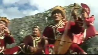 موسیقی اصیل تورکی - کوهستان آلتای مغولستان