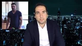 فوری ، وحید خزایی دقایقی پیش در فرودگاه امام و قبل از گیت بازرسی و پای هواپیما بازداشت شد