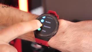 جعبه گشایی ساعت هوشمند هواوی GT2e و مقایسه آن با GT2