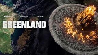 تریلر فیلم  اکشن  و آخرالزمانی گرینلند با بازی جرالد باتلر (Greenland)