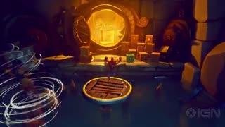گیم پلی تازه از بازی Crash Bandicoot 4 - هاردیت
