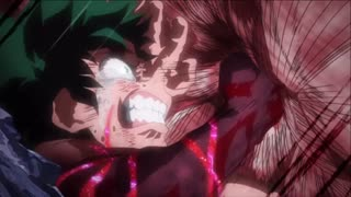 Boku no Hero Academia  OST - Midoriya vs Muscular