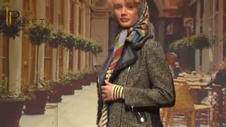 فشن شوی 2020 شیکترین لباسهای زنانه با روسری
