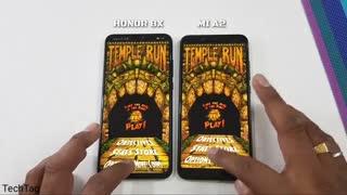 Honor 8X vs Mi A2 Speed Test _ TechTag ( 720 X 720 )