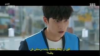 قسمت پنجم سریال کره ای فروشگاه ست بیول تازه کار Backstreet Rookie + زیرنویس فارسی چسبیده با هنرنمایی جی چانگ ووک و کیم یو جونگ