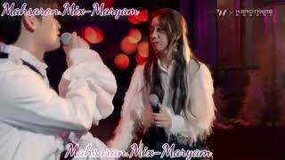 میکس عاشقانه و شاد سریال کره ای یک هفته خوب با بازی Han Jung Woo-Jung Da Eun...با آهنگ گیسو پریشان از آرون افشار