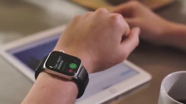 مادرا؛ بند هوشمند برای اپل واچ!