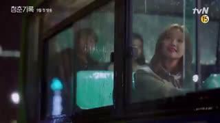 تیزرسریال جدید پارک بو گوم درسریال کره ای گذر جوانان 2020( The Moment  / Youth Record)