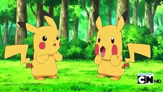 Pikachu can mimic any Pokemon in existence!