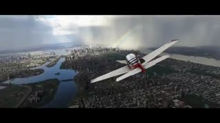 تریلر تاریخ عرضه بازی Microsoft Flight Simulator - بازی مگ