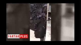 ویدئویی که همه باید ببینند؛ ماسکها را قبل از دور انداختن پاره کنید