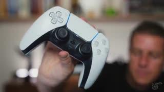 رویداد رونمایی و استفاده از کنترلر DualSense پلی استیشن 5 توسط جف کیلی - بازی مگ