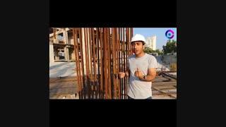 خوردگی آرماتور در حاشیه خلیج فارس