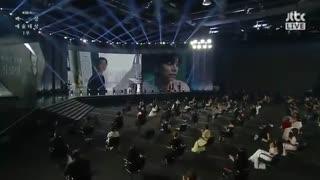 پنجاه و ششمین جشنواره اهدای جایزه معروف فیلم و سریال کره ای بک سانگ 56th Baeksang Arts Awards 2020 { پارت اول }