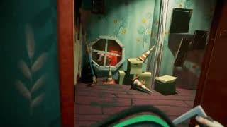 تریلر رونمایی Hello Neighbor 2 - بازی مگ
