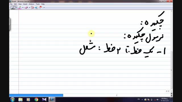 آموزش مقاله نویسی- دکتر سعید جوی زاده-قسمت 6