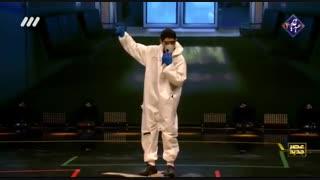 اجرای نمایشی تماشایی سجاد رضایی در فصل دوم عصر جدید