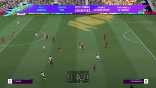 تریلر رسمی گیم پلی بازی FIFA 21 - بازی مگ