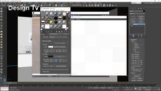 قسمت پنجم ویدئوی یک دقیقه ای آموزش Vray