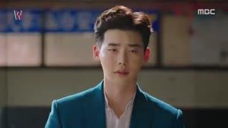 قسمت هفتم سریال کره ای دبلیو+زیرنویس چسبیده W 2016 با بازی لی جونگ سوک