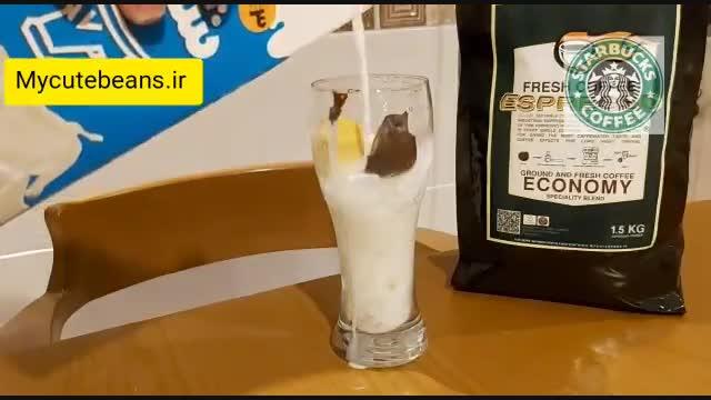 طرز تهیه قهوه استارباکس _ فارپاچینو