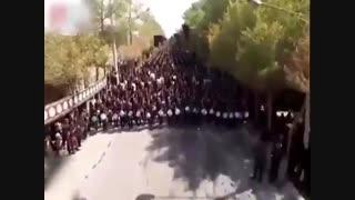 عزاداری سید و سالار شهیدان در محرم و صفر و ویروس منحوس کرونا