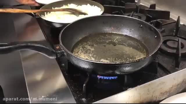 نحوه درست کردن سوسیس بندری